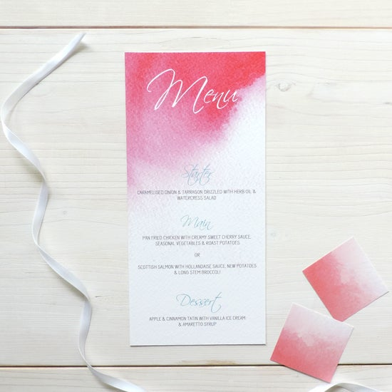 Image of Love Haze Menu