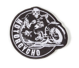 Image of Motorcycho Death Rider Patch