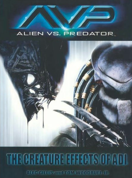Image of AVP: The Creature Effects of ADI