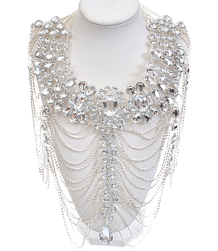 Image of Bridezilla Necklace Earring Set