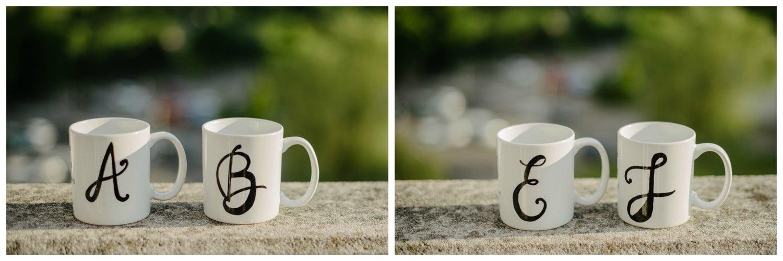 Image of Tazas personalizadas para Novios