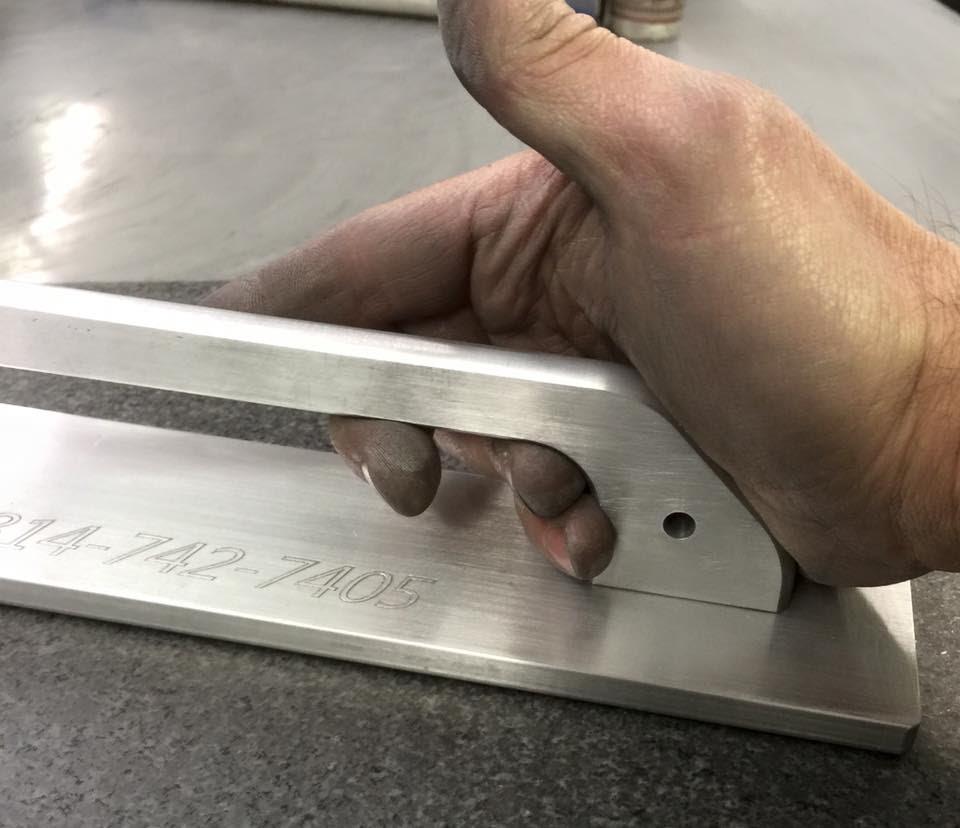 """Image of 33"""" Inch GoToBlock aluminum sanding block set"""