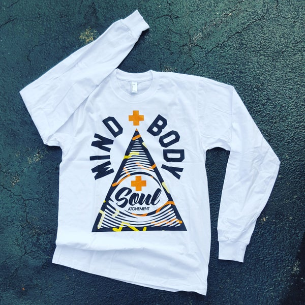 "Image of The ""Mind+Body+Soul"" Tee"