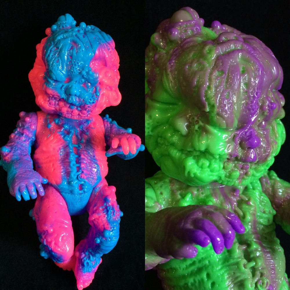 Image of Neon Puke Edition 2-pack
