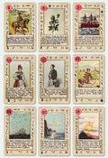 Image of Mlle Lenormands Untrügliche Wahrsage-Karten c.1890