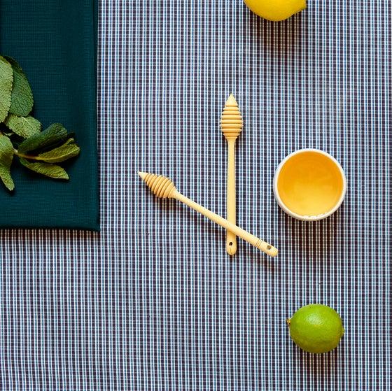 Image of Cuillère à miel en bois de citronnier