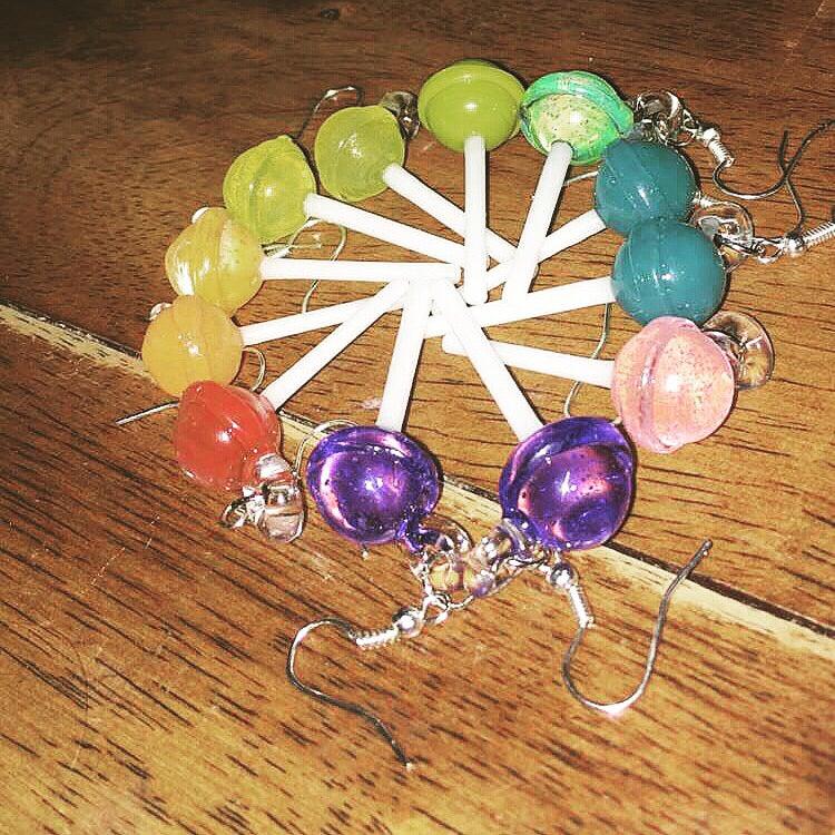 Image of Lollipop earrings