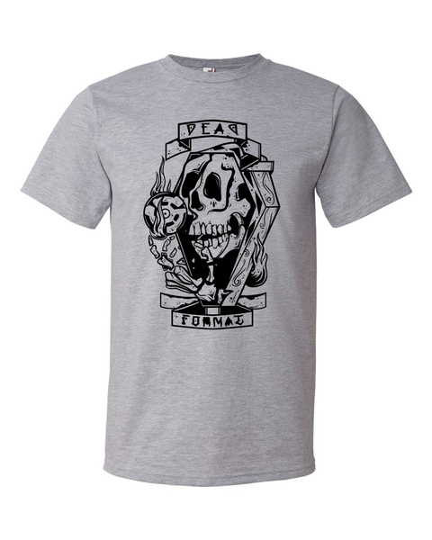 Image of Reaper T-Shirt (Heather Gray)