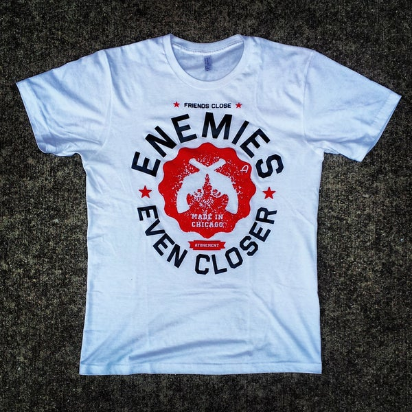 "Image of The ""Enemies Even Closer"" Tee"