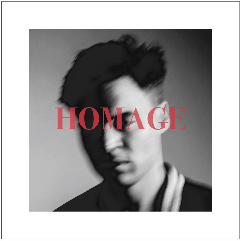 Image of Homage CD