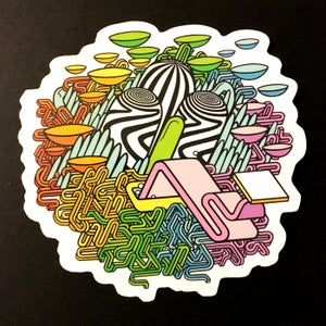 Image of Acid Eater / Pin