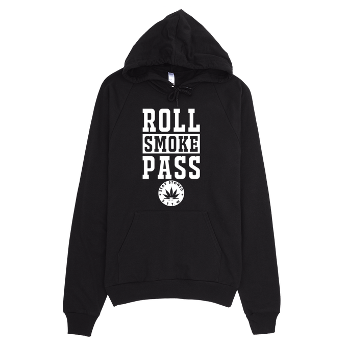 Image of Roll Smoke Pass (Hoodie)