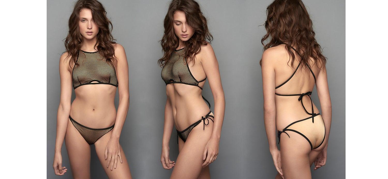 Image of Cayenne Bikini Top