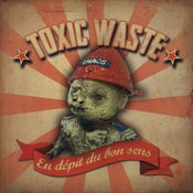 Image of TOXIC WASTE (CD)- En dépit du bon sens - 2016