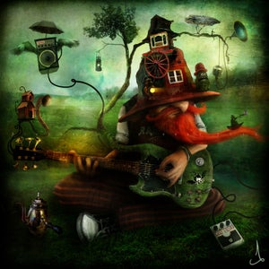"""The Troubadour"" - Alexander Jansson Shop"