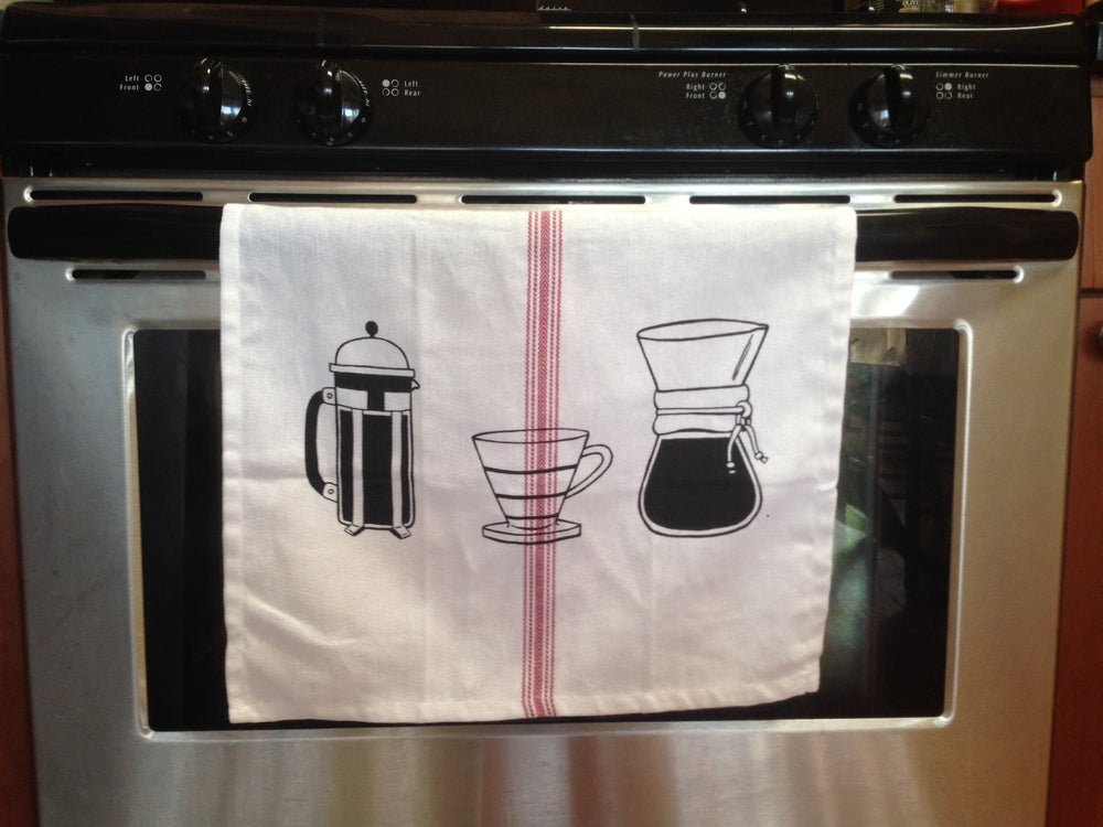 Image of Options Kitchen Towel