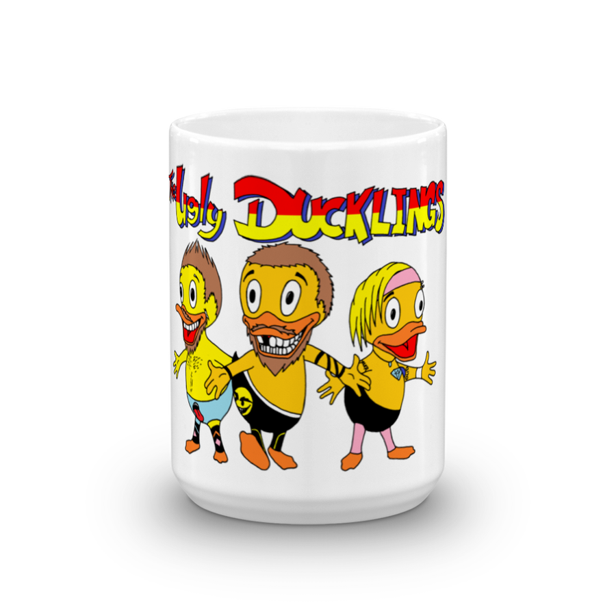 Image of Ugly Ducklings Parody Coffee Mug