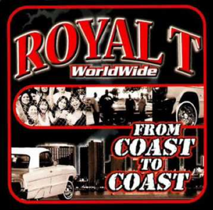 Image of Royal T from coast to coast CD CLASSIC