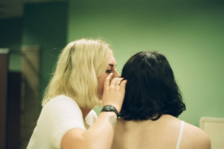 Image of Alexa and Maja