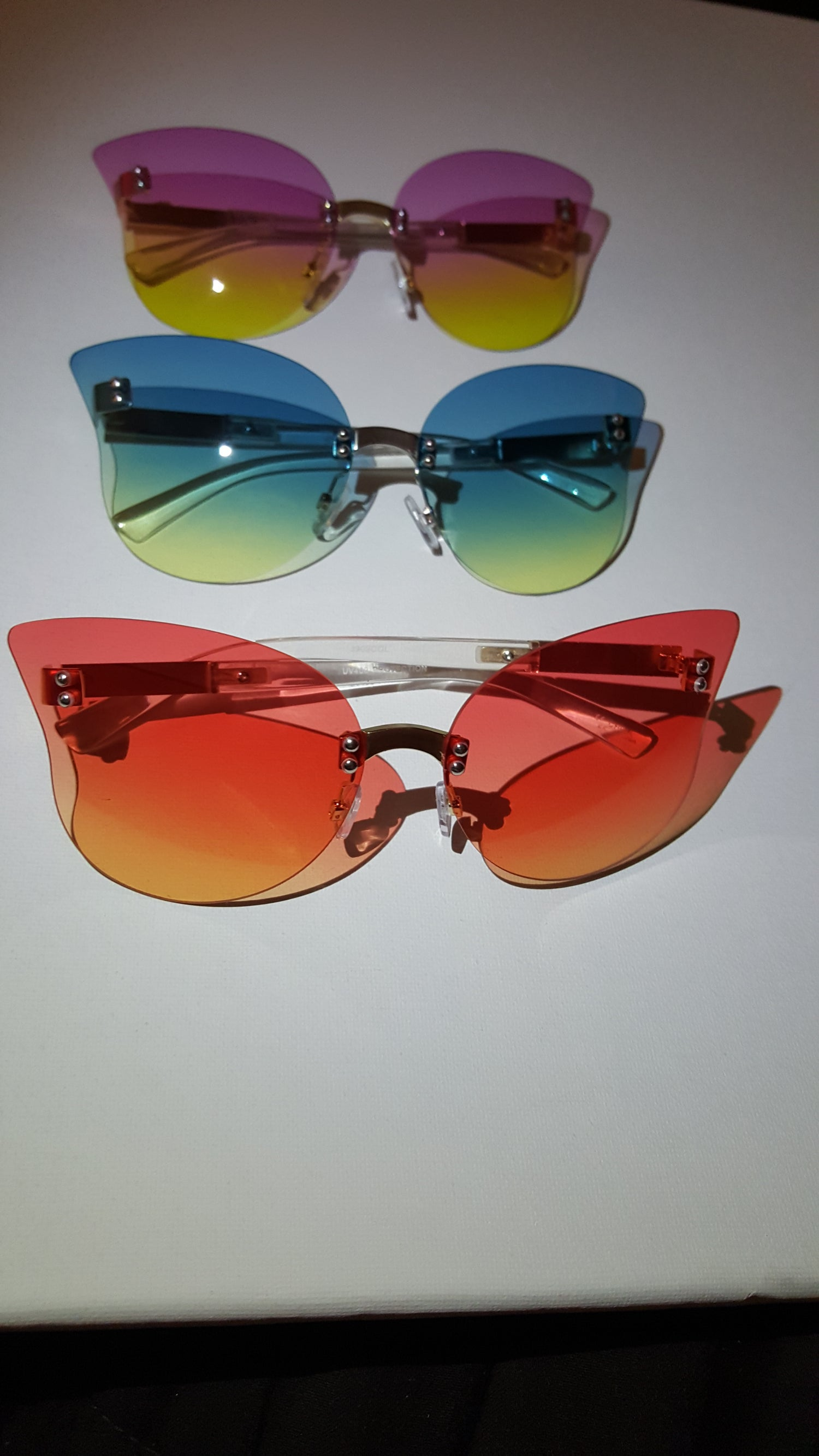 Image of MERCY OMBRE FRAMES