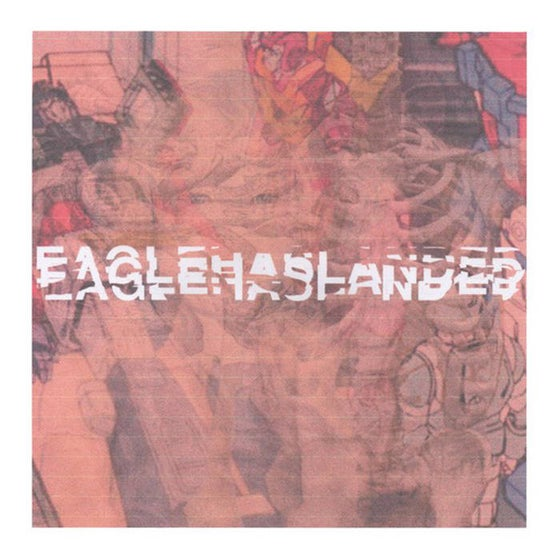 "Image of Eaglehaslanded - S/T 7"" Vinyl"