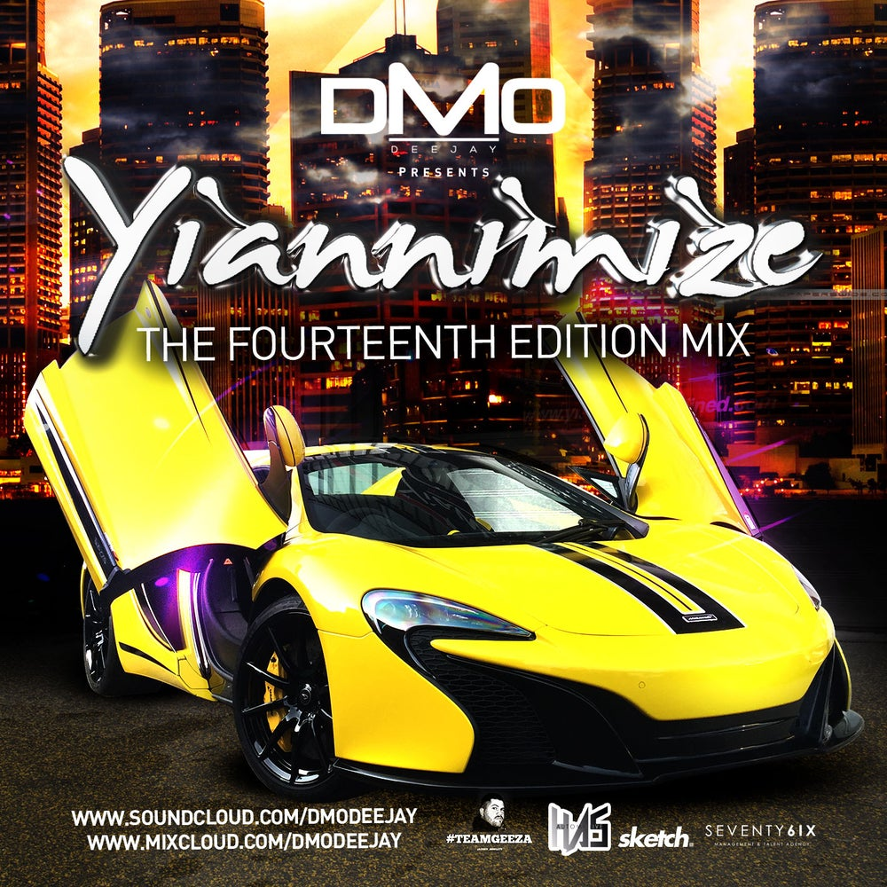 Image of Yiannimize Mix Part 14 Tracked CD