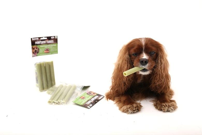 Image of BENEVO pawtato tubes-seaweed