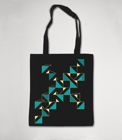 "Image of Shopping bag ""PRAXXIZ meets SILBERFISCHER"" *limited edition*"