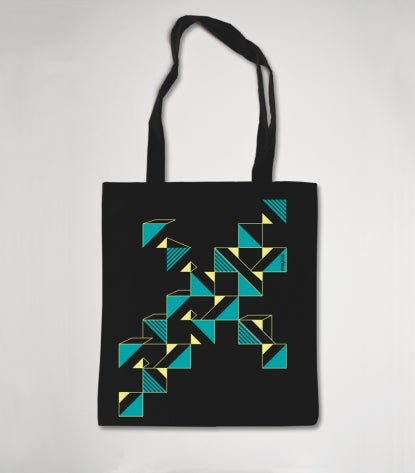 "Image of Shopping bag ""PRAXXIZ meets SILBERFISCHER"" *limited edition*"