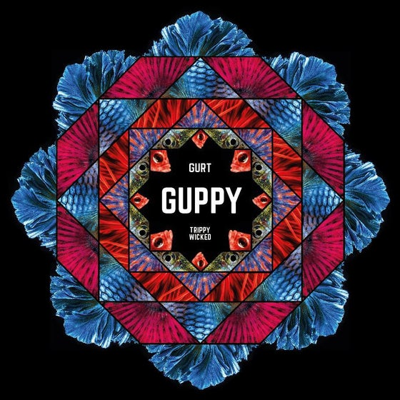 Image of GURT & Trippy Wicked -'GUPPY' CD EP