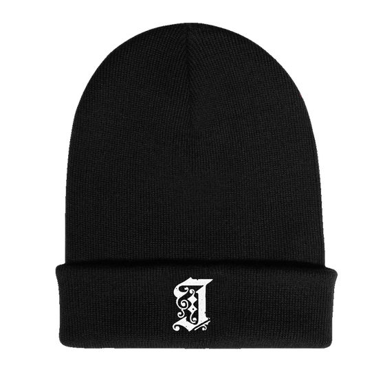 Image of INCARCERATE LOGO BEANIE