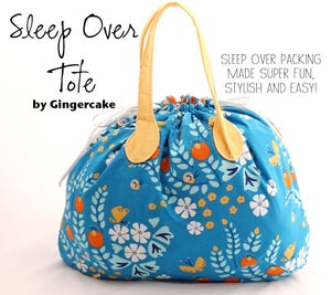 Image of Sleep Over Tote