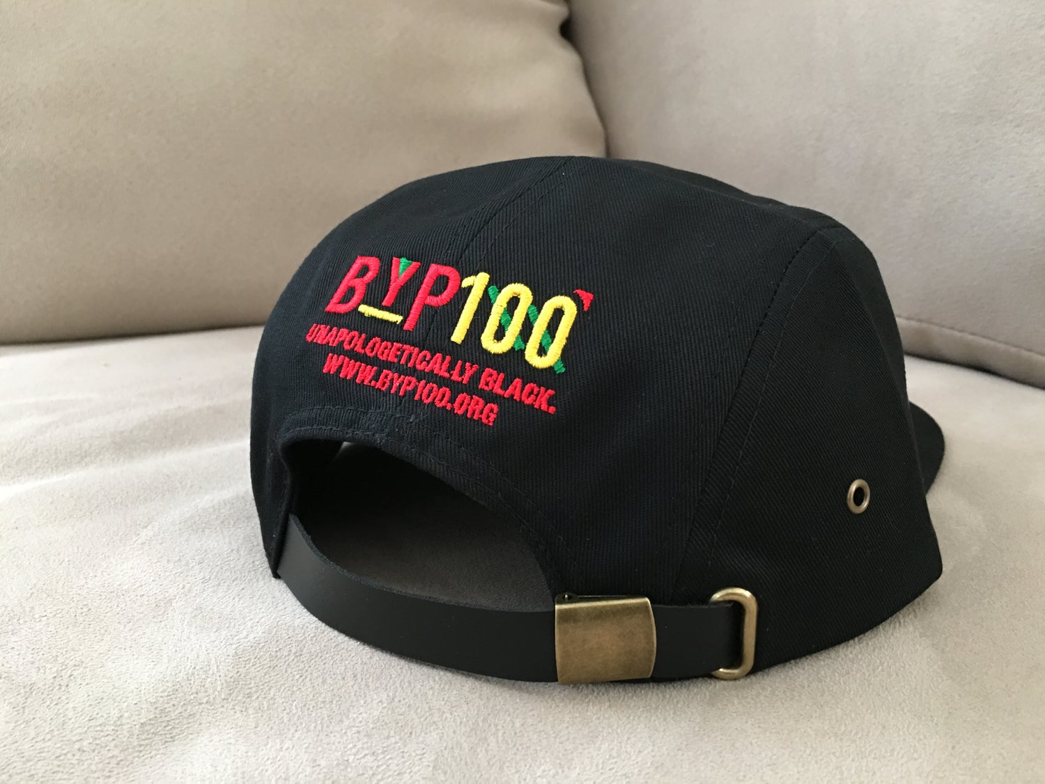 Image of Unapologetically Black Hat
