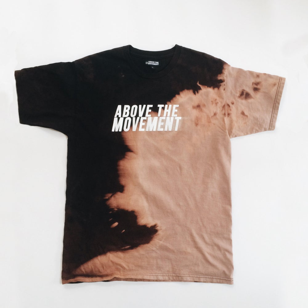 Image of Bleached Motion Logo T-shirt