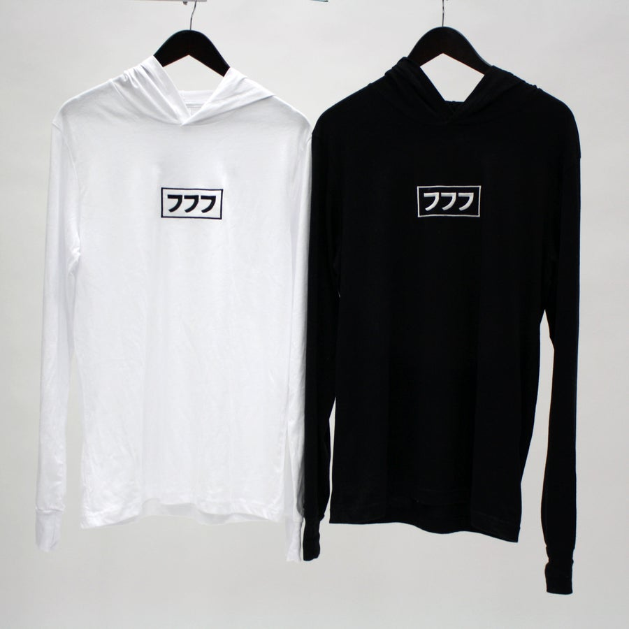 Image of 777 LAYER ESSENTIAL - BLACK OR WHITE