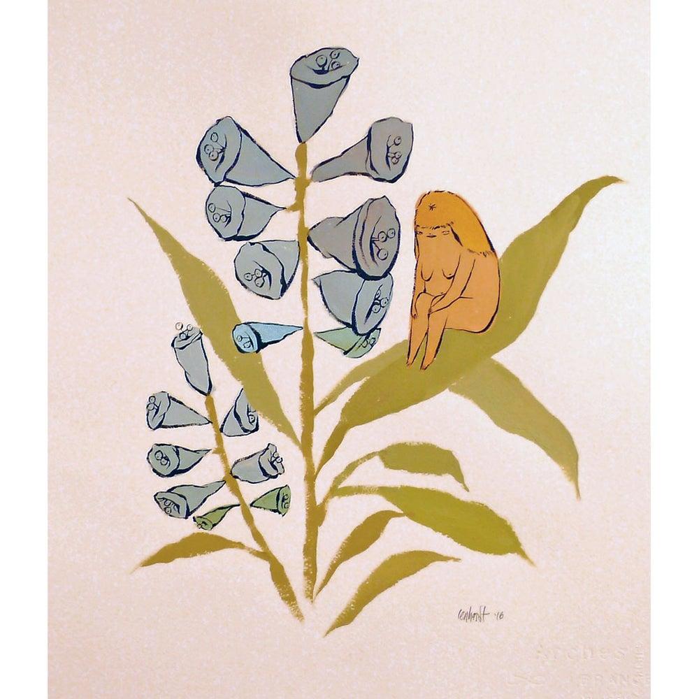 Image of Twenty Four Hour Woman Flower 1 Print