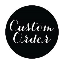 Image of Custom Order - Keyes