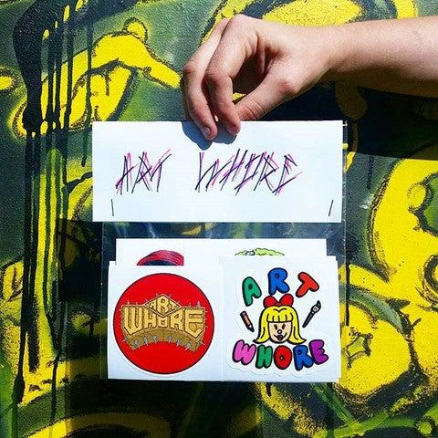 Image of STICKER - Sticker Pack (7 stickers)