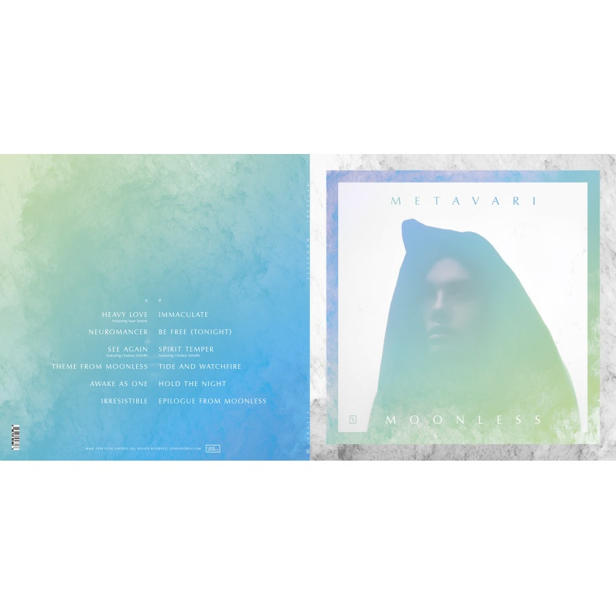 Image of Moonless LP + Poster Bundle