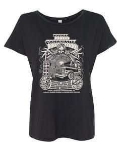 Image of Desert Generator 2016 Women's Tee Shirt