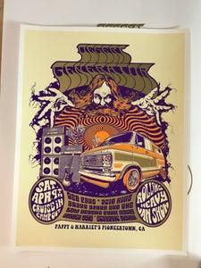 Image of Desert Generator 2016 Poster