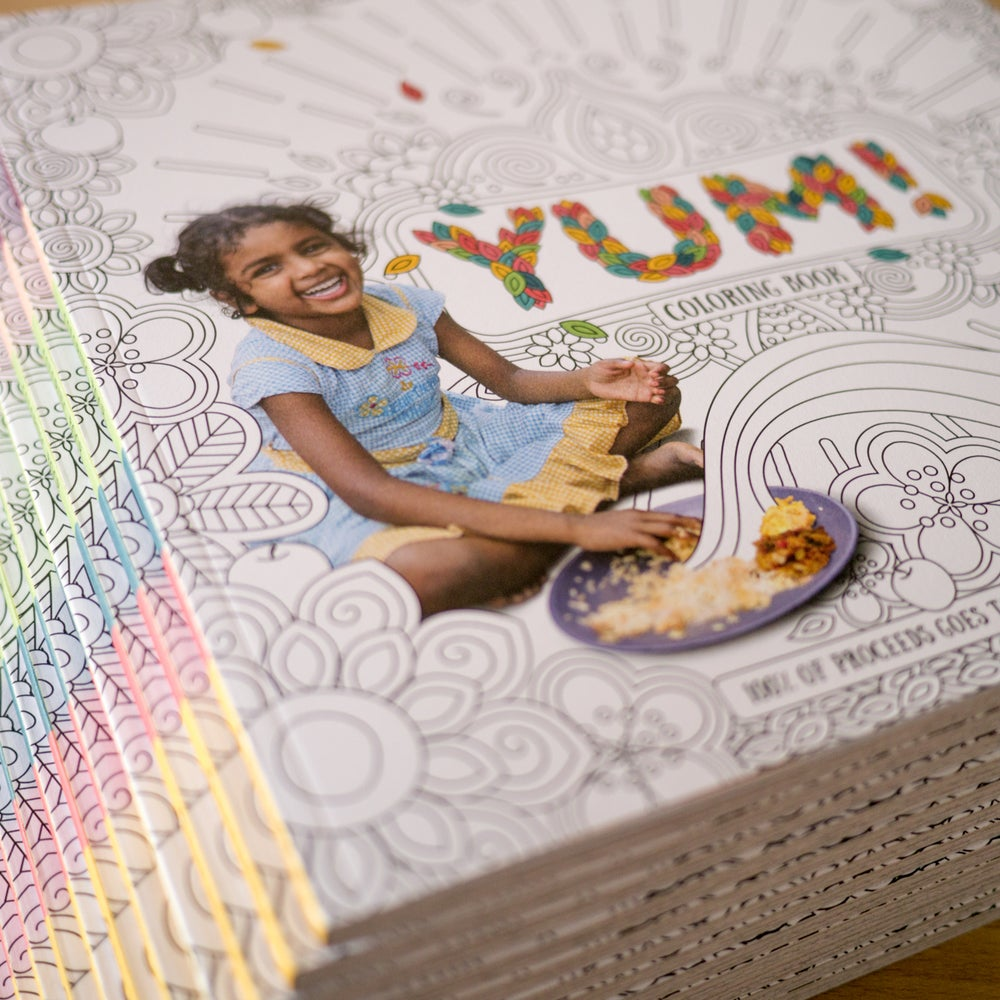 Image of Yum! Coloring Books (12 Pack)