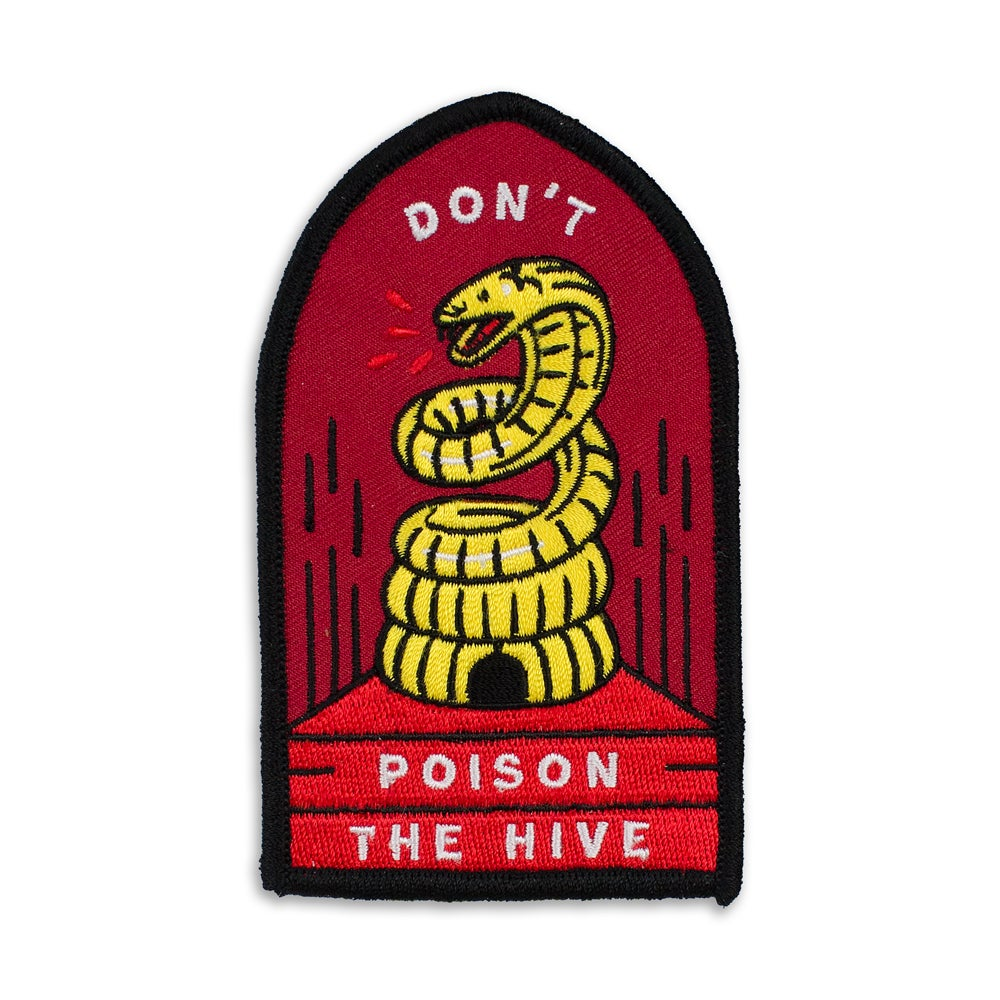 Image of Poisoned Hive Patch