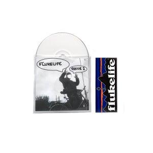 """Image of Flukelife """"Issue 2"""" DVD"""