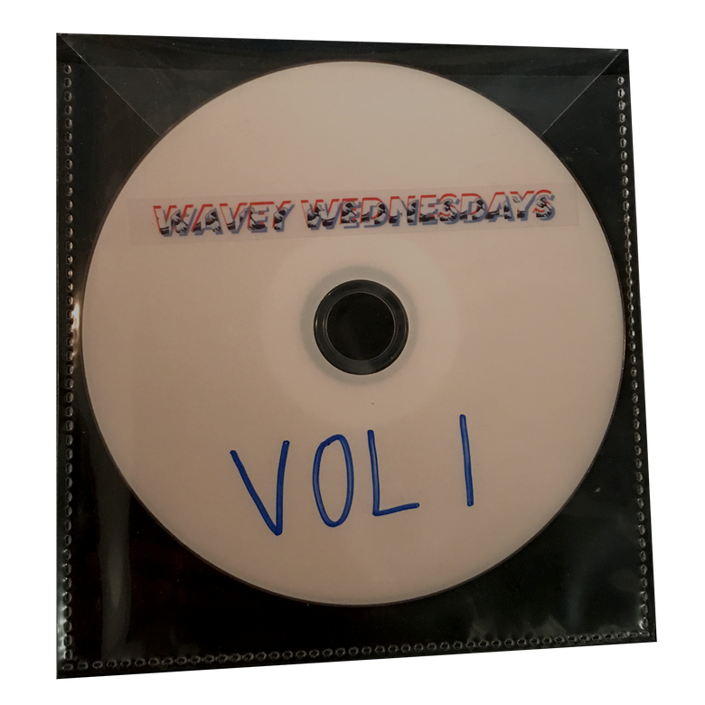 Image of WaveyWednesdays VOL I - DVD