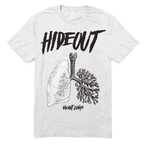 Image of Lungs White T Shirt