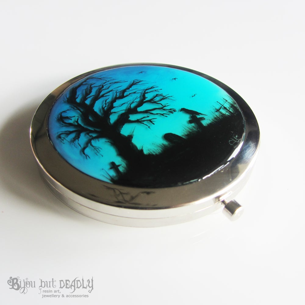 Image of Twilight Compact Mirror