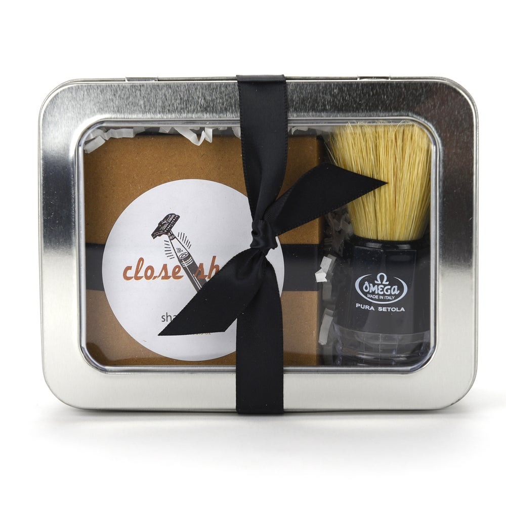 Image of Close Shave Gift Tin