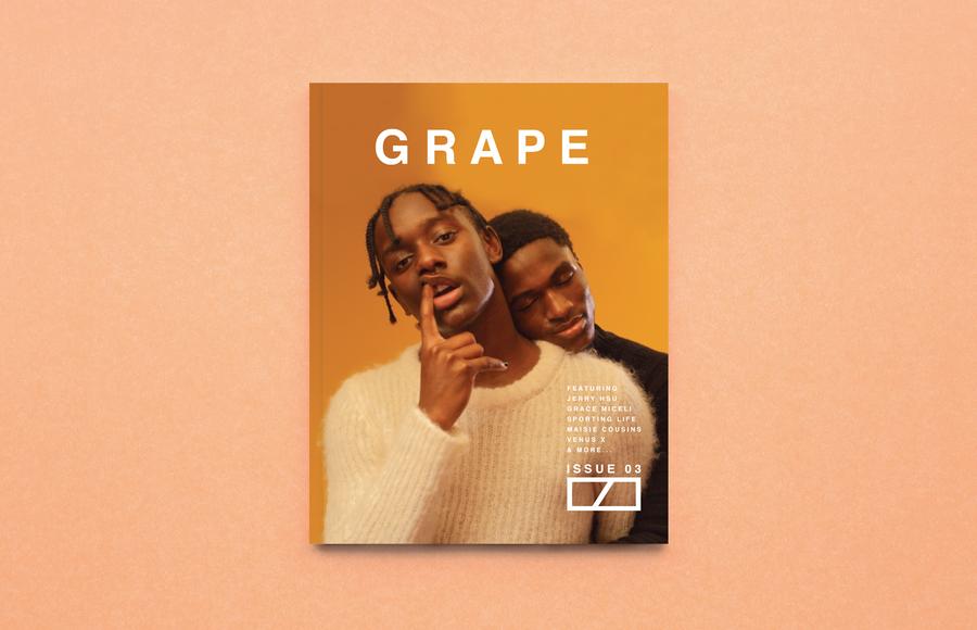 Image of Grape Magazine Issue 03