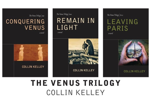 Image of The Venus Trilogy: Three Books/Thirty Bucks